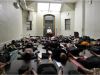 Savasana during Alan's Meditation Class