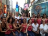 ISHTA Teachers in Times Square for Summer Solstice