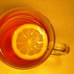 Healing Ginger Tea